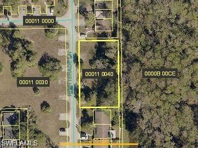 Nightshade Ln, Fort Myers, FL 33905 (MLS #219081980) :: Palm Paradise Real Estate