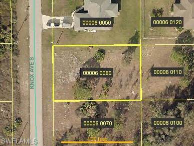 719 Knox Ave S, Lehigh Acres, FL 33974 (#219082117) :: Southwest Florida R.E. Group Inc