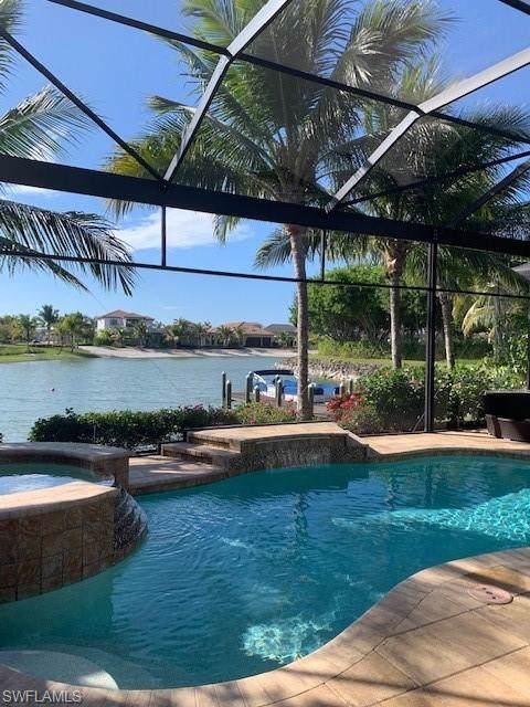 17460 Via Navona Way, Miromar Lakes, FL 33913 (MLS #219082142) :: RE/MAX Realty Team