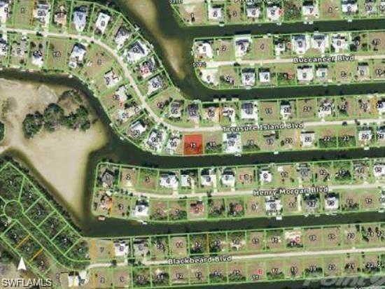 24237 Treasure Island Blvd, Punta Gorda, FL 33955 (MLS #220000459) :: RE/MAX Realty Team