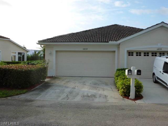 12833 Devonshire Lakes Cir, Fort Myers, FL 33913 (#220001178) :: The Dellatorè Real Estate Group