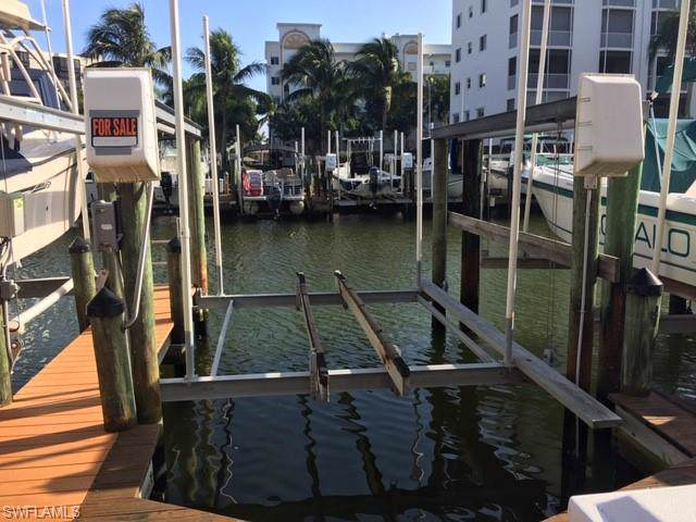 118 Boat Dock #118, Fort Myers Beach, FL 33931 (#220001243) :: Caine Premier Properties