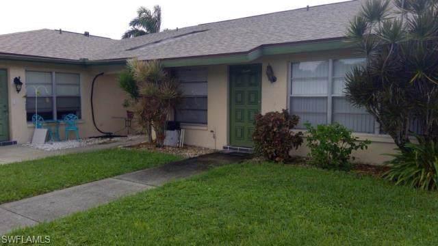 4641 Palm Tree Blvd #7, Cape Coral, FL 33904 (#220002322) :: The Dellatorè Real Estate Group