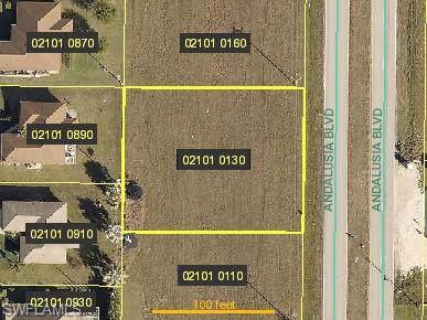 1630 Andalusia Blvd, Cape Coral, FL 33909 (#220005464) :: The Dellatorè Real Estate Group