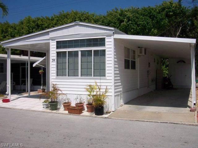 26275 Hickory Blvd #34, Bonita Springs, FL 34134 (MLS #220005650) :: The Keller Group