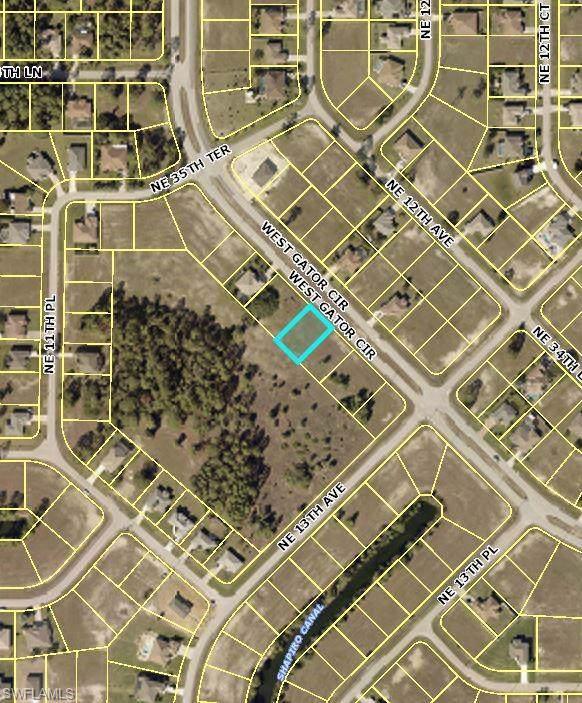 3414 W Gator Cir, Cape Coral, FL 33909 (MLS #220005796) :: Premier Home Experts