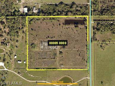 20371 Huffmaster Rd, North Fort Myers, FL 33917 (#220006645) :: The Dellatorè Real Estate Group
