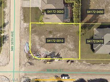 201 NW 36th Ave, Cape Coral, FL 33993 (MLS #220007343) :: Clausen Properties, Inc.
