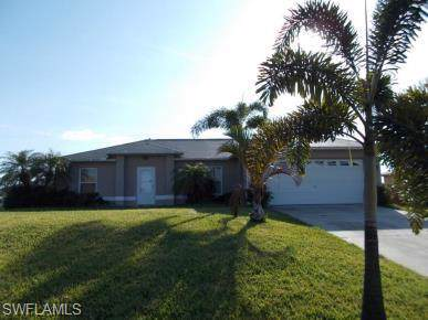 1429 NE 6th Pl, Cape Coral, FL 33909 (MLS #220007453) :: #1 Real Estate Services