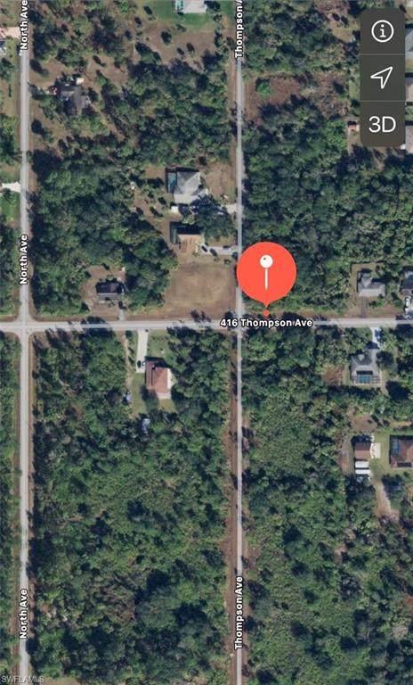 416 Thompson Ave, Lehigh Acres, FL 33972 (MLS #220012170) :: RE/MAX Realty Team