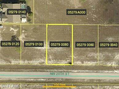 4015 NW 20th St, Cape Coral, FL 33993 (MLS #220012298) :: RE/MAX Realty Team