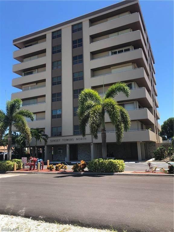 4803 Sunset Court #102, Cape Coral, FL 33904 (MLS #220013345) :: Clausen Properties, Inc.