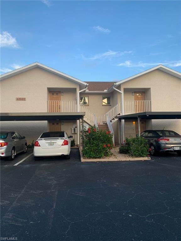 4961 Viceroy St #101, Cape Coral, FL 33904 (#220013369) :: Caine Premier Properties