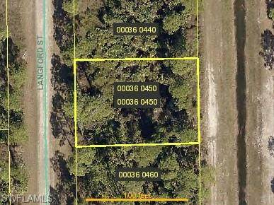 763 Langford St, Lehigh Acres, FL 33974 (#220013471) :: The Dellatorè Real Estate Group