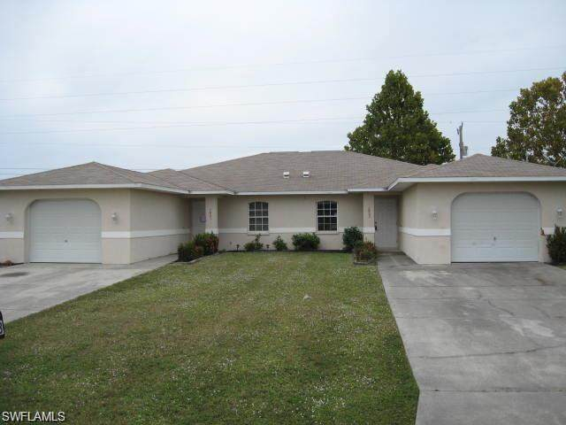 1801/1803 SW Santa Barbara Pl, Cape Coral, FL 33991 (#220013619) :: Caine Premier Properties
