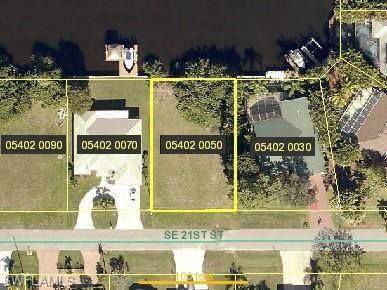 2101 SE 21st St, Cape Coral, FL 33990 (#220013624) :: Caine Premier Properties