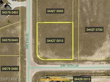 1809 SW 8th Pl, Cape Coral, FL 33991 (#220013683) :: Caine Premier Properties