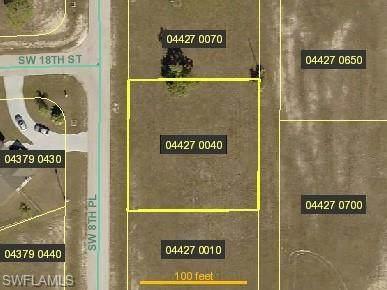 1803 SW 8th Pl, Cape Coral, FL 33991 (#220013686) :: Caine Premier Properties
