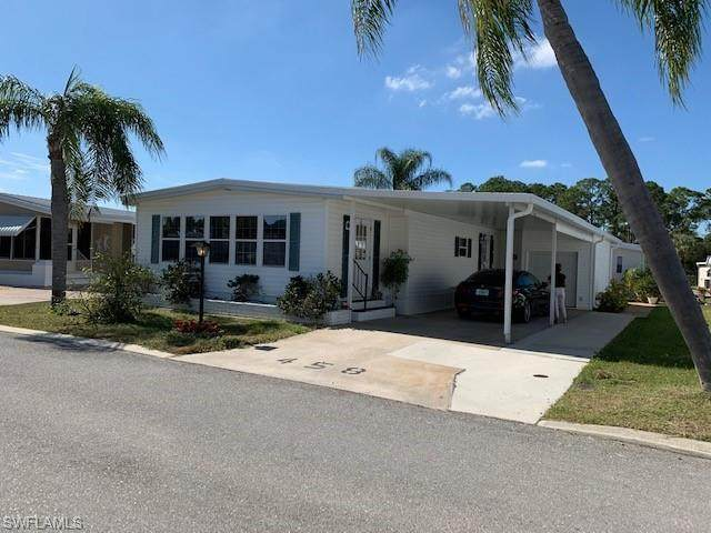 458 Nicklaus Boulevard, North Fort Myers, FL 33903 (#220014584) :: Jason Schiering, PA