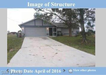 2829 NW 5th Pl, Cape Coral, FL 33993 (#220014898) :: The Dellatorè Real Estate Group