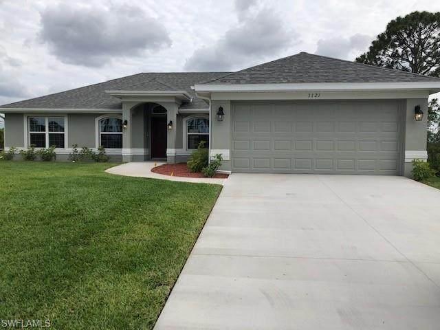 240 Peerless St, Lehigh Acres, FL 33974 (#220015046) :: The Dellatorè Real Estate Group