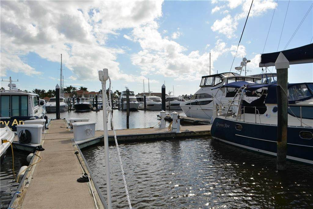 48 Ft. Boat Slip At Gulf Harbour G-6 - Photo 1
