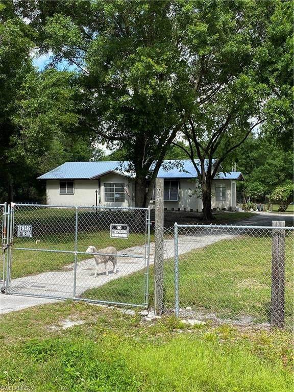 757 Woodland Boulevard, Clewiston, FL 33440 (MLS #220016348) :: Clausen Properties, Inc.