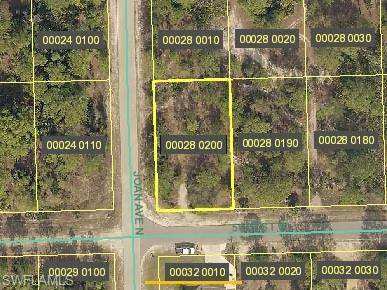 2918 50th St W, Lehigh Acres, FL 33971 (#220016528) :: The Dellatorè Real Estate Group