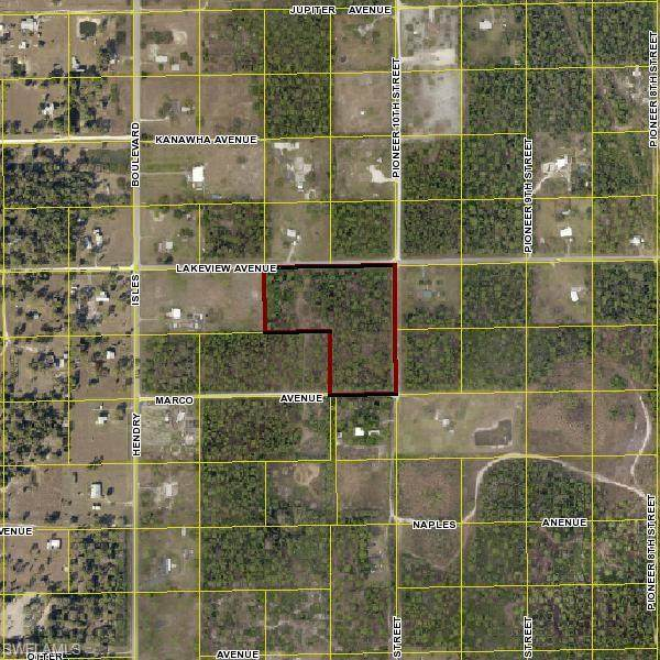 1050 Lakeview Ave, Clewiston, FL 33440 (MLS #220016853) :: RE/MAX Realty Team