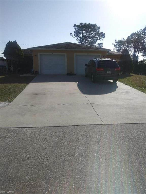 101 Ivan Ave S, Lehigh Acres, FL 33973 (MLS #220019305) :: RE/MAX Realty Team