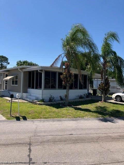 172 Santa Fe Trl, North Fort Myers, FL 33917 (#220022485) :: Southwest Florida R.E. Group Inc