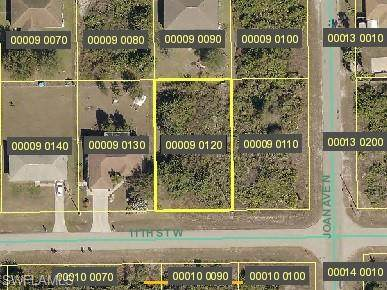 3002 11th St W, Lehigh Acres, FL 33971 (MLS #220022647) :: #1 Real Estate Services