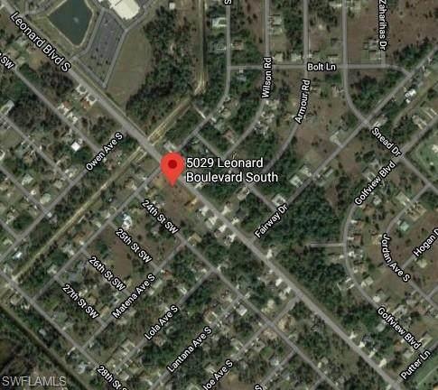 5029 Leonard Blvd S, Lehigh Acres, FL 33973 (MLS #220022952) :: The Keller Group