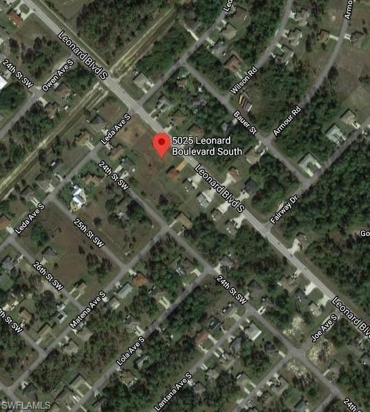 5025 Leonard Blvd S, Lehigh Acres, FL 33973 (#220022955) :: Southwest Florida R.E. Group Inc