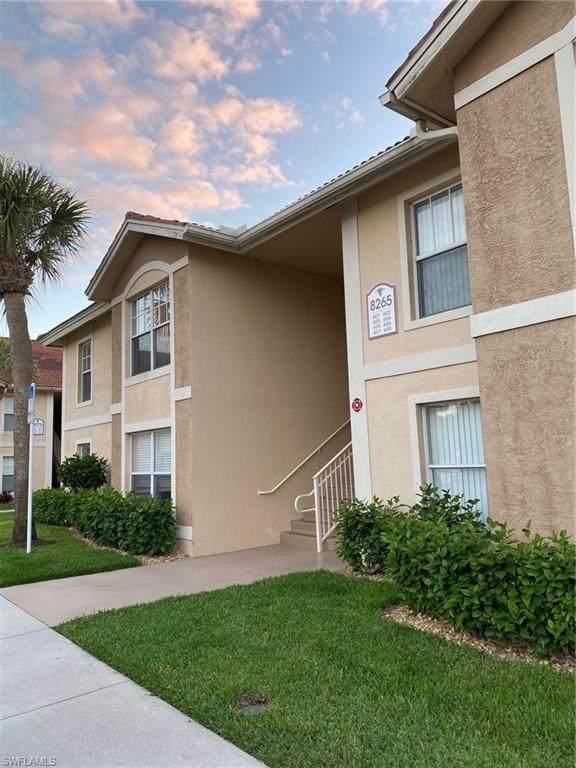 8265 Ibis Club Dr #605, Naples, FL 34104 (MLS #220023061) :: RE/MAX Radiance
