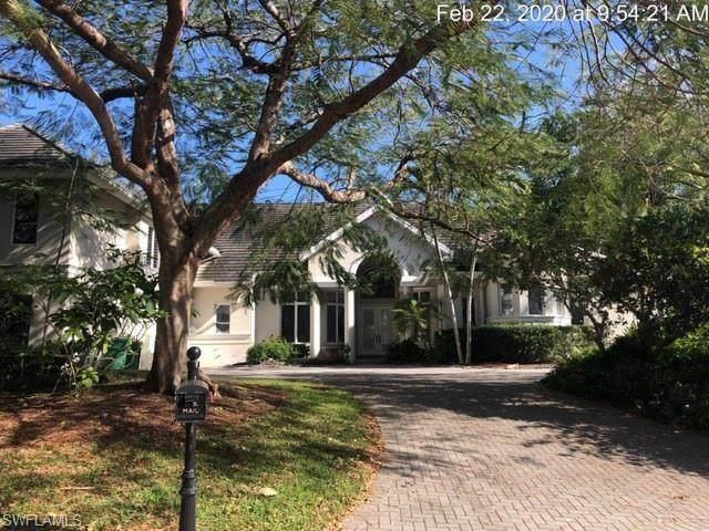 681 Katemore Ln, Naples, FL 34108 (#220023439) :: Caine Premier Properties