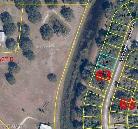 N Hilton Cir, Labelle, FL 33935 (MLS #220024348) :: Eric Grainger | NextHome Advisors