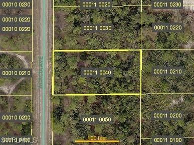 1216 Acacia Ave, Lehigh Acres, FL 33972 (MLS #220024866) :: Palm Paradise Real Estate