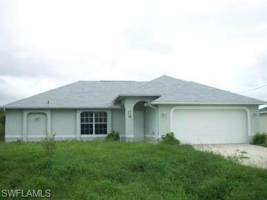 833 Cervantes St E, Lehigh Acres, FL 33974 (MLS #220024872) :: Palm Paradise Real Estate