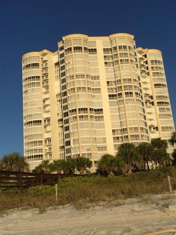 8111 Bay Colony Drive #1502, Naples, FL 34108 (MLS #220030815) :: RE/MAX Realty Team