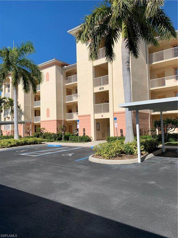4015 Palm Tree Boulevard #407, Cape Coral, FL 33904 (MLS #220032032) :: #1 Real Estate Services