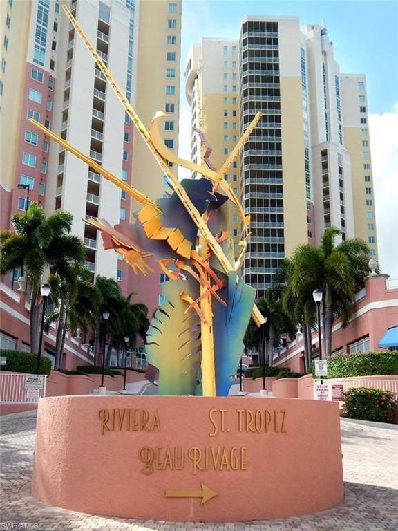 2743 1st Street #1703, Fort Myers, FL 33916 (#220032398) :: Jason Schiering, PA