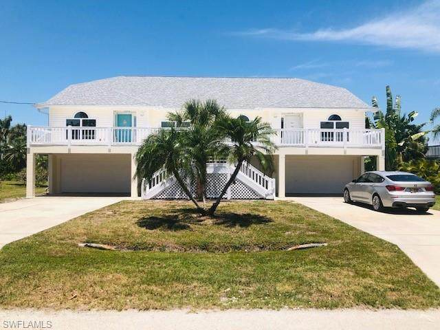21570/576 Widgeon Terrace, Fort Myers Beach, FL 33931 (MLS #220033224) :: #1 Real Estate Services