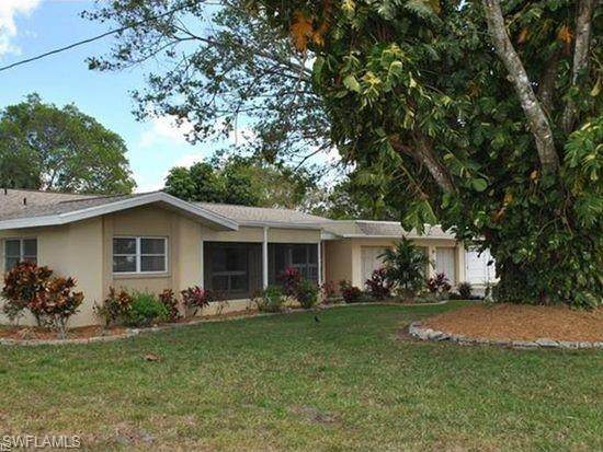 812 Hydrangea Drive, North Fort Myers, FL 33903 (MLS #220033562) :: Team Swanbeck