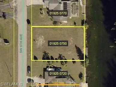 711 SW 6th Avenue, Cape Coral, FL 33991 (#220033595) :: Jason Schiering, PA