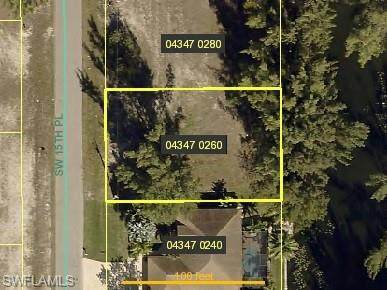 1815 SW 15th Place, Cape Coral, FL 33991 (#220033603) :: Jason Schiering, PA