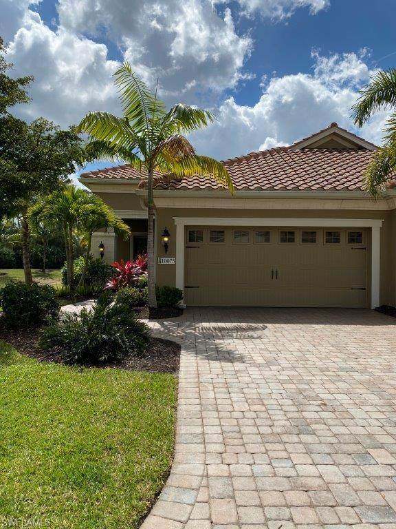 10075 Montevina Drive, Estero, FL 33928 (MLS #220033869) :: #1 Real Estate Services