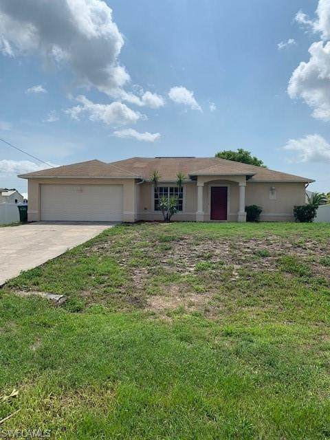 1510 Nelson Road N, Cape Coral, FL 33993 (MLS #220034043) :: RE/MAX Realty Team