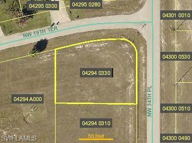 1926 NW 34th Place, Cape Coral, FL 33993 (MLS #220034160) :: Clausen Properties, Inc.