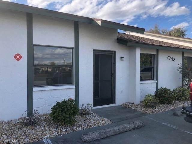 3742 SW 8th Court #107, Cape Coral, FL 33914 (#220034161) :: Caine Premier Properties